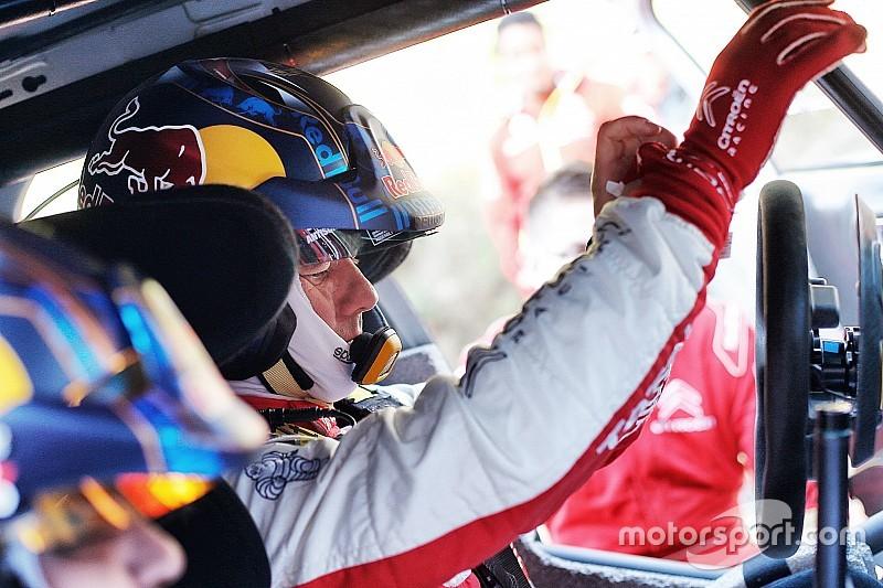 Loeb három futamon indul jövőre a WRC-ben!