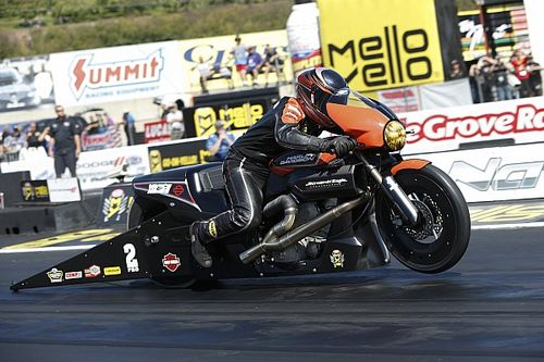 Hight, Torrence, Butner and Krawiec take No. 1 qualifying positions Saturday at Fallnationals