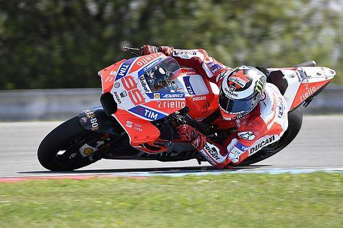 """Lorenzo: """"Vado meglio perché è la Ducati a essersi adattata a me"""""""