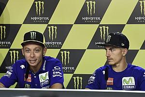 MotoGP Reactions Yamaha: Hubungan Rossi-Vinales harmonis