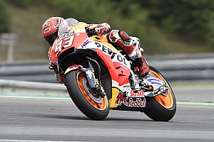 MotoGP Analysis Analysis: How Marquez mastered MotoGP's flag-to-flag races