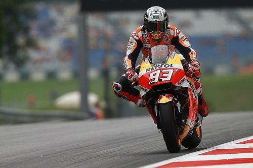 Spielberg MotoGP 4. Antrenman: Marquez yine lider