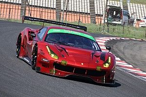 【S耐】オートポリス予選:ARN Ferrariが4戦連続でPP獲得