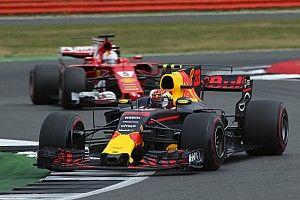 Red Bull ingin cetak poin lebih banyak dari Ferrari di sisa F1 2017