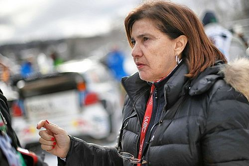 "Mouton Q&A: ""I'm not sure we'll see a woman at the top in F1"""