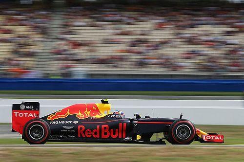 Verstappen surprised by gap to Mercedes