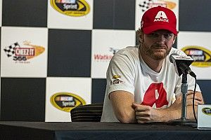 """Dale Jr. hasn't contemplated retirement: """"I just want to get better"""""""