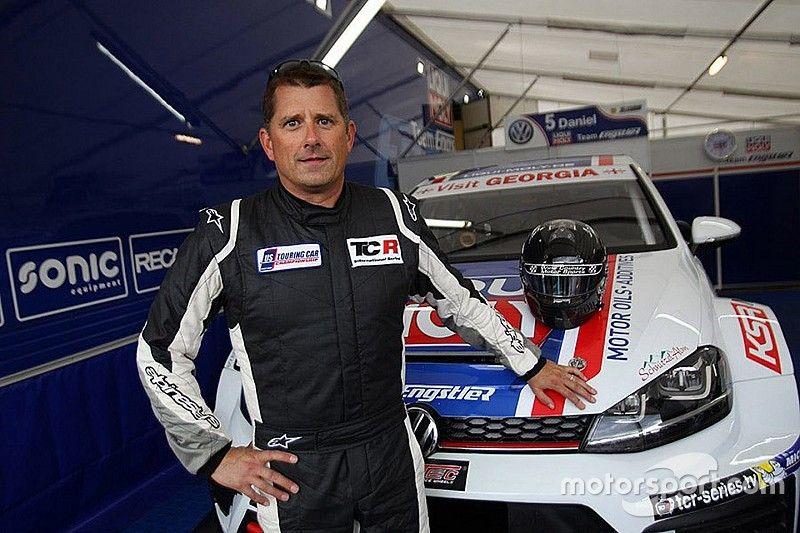 Oschersleben: terza Golf per il Team Engstler, al volante Gary Sheehan