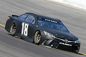 Cup teams test 2017 rules package on newly reconfigured Kentucky Speedway