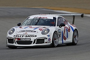 IMSA Others Race report Canadian Jesse Lazare dominates Porsche GT3 Cup race in Virginia