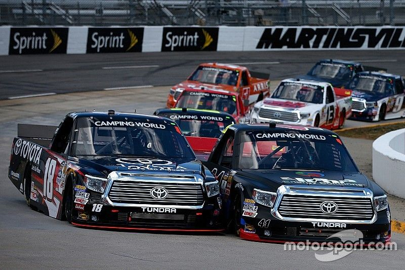 Strong showing by Cameron Hayley in Martinsville
