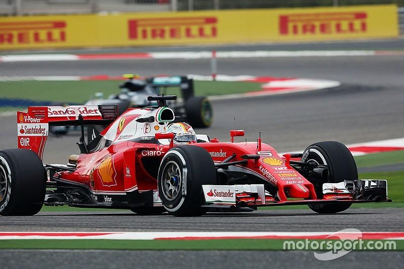 Bahrain GP: Vettel leads Ferrari 1-2 in final practice