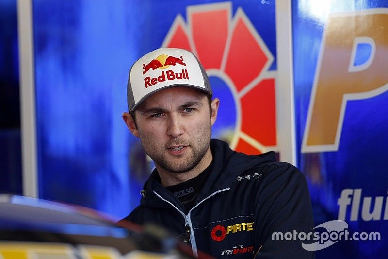 Jordan joins WSR on two-year deal