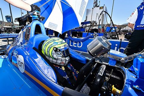 Kanaan confident in Chevrolet but not boasting