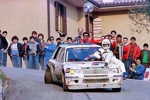 Il personaggio Peugeot - Popi Amati: la Peugeot 205 T16 è la mia preferita