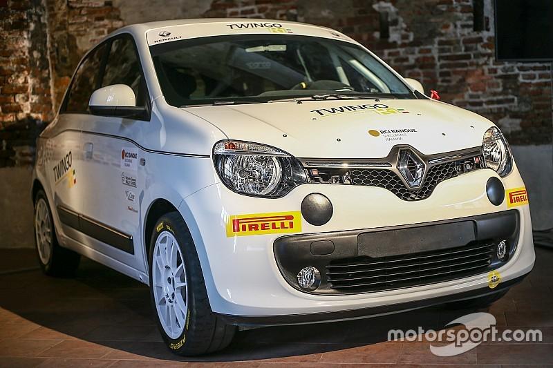 La Renault Twingo R1 arriva nei rally italiani