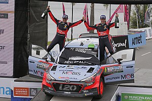 WRC Race report Hayden Paddon takes Rally Argentina victory after stunning Power Stage win