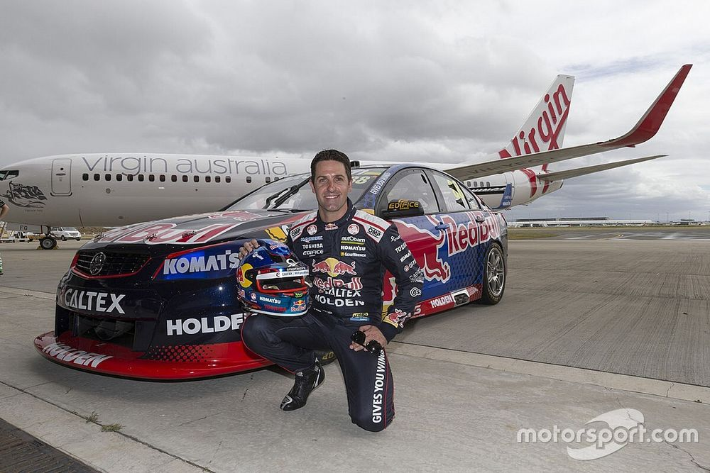 Supercars title sponsor in voluntary administration