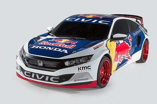 Civic Coupe dapatkan izin FIA untuk ajang relikros