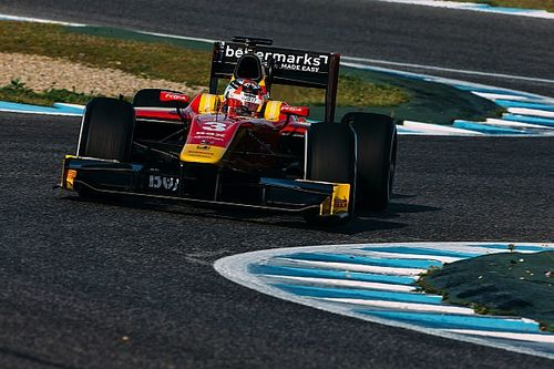 Nato completes Racing Engineering sweep of Jerez test