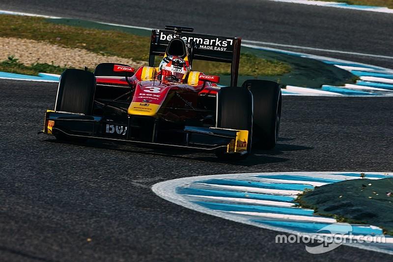 Nato completes Racing Engineering sweep of Jerez test