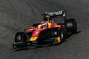 Nato, Gasly lead on Day 1 of GP2 Jerez test