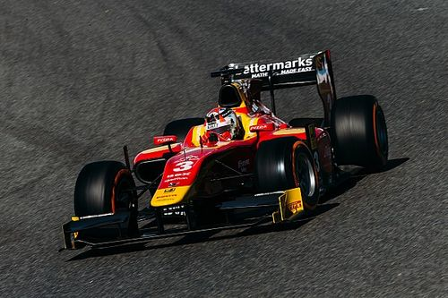 Nato, Gasly lead on Day 1 of GP2 Jerez test