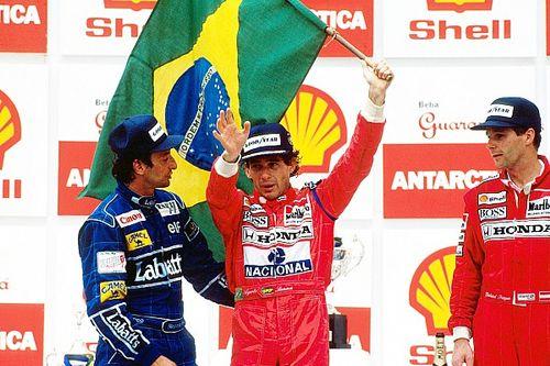 Gallery: All Brazilian GP winners since 1991