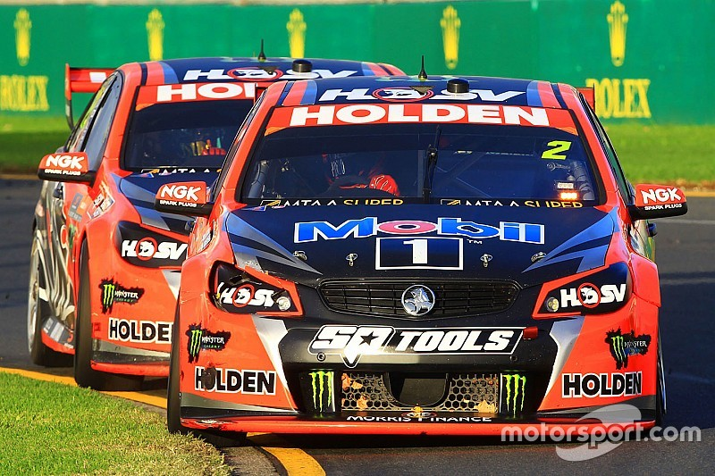 Holden dumps Walkinshaw for Triple Eight
