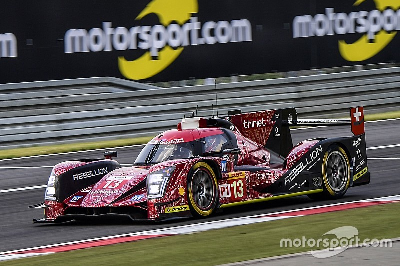 Rebellion Racing takes LMP1 privateer pole position at Nurburgring