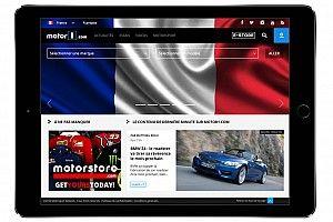 موتور1.كوم يعزّز انتشاره في أوروبا بإطلاق نسخته الرقمية الفرنسية