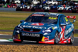 Supercars Race report Ipswich Supercars: Flawless Lowndes cruises to Sunday win