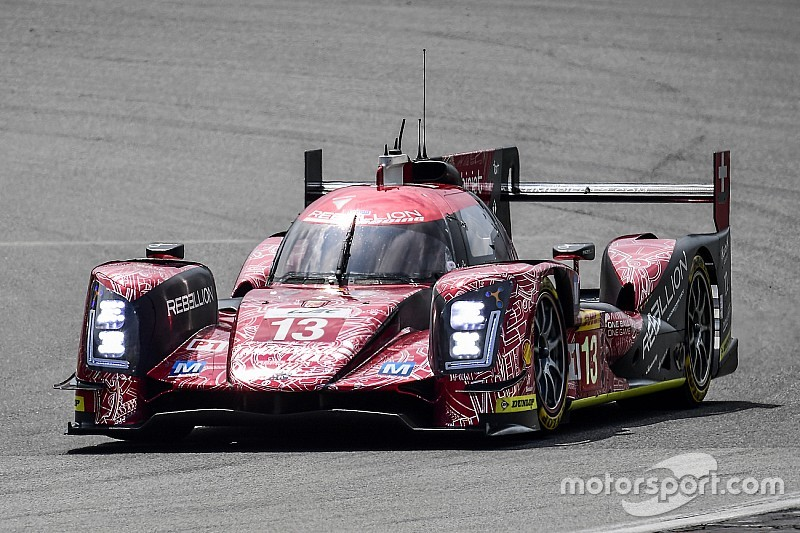 Rebellion Racing is thrilled to be racing in Mexico