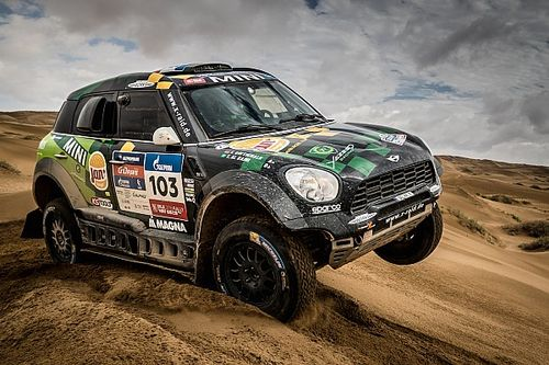 Silk Way Rally 2016 – Al Rahji takes penultimate Stage victory