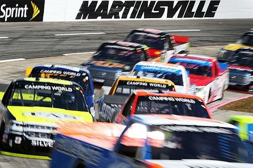 Five things to watch for in Saturday's Martinsville Truck race