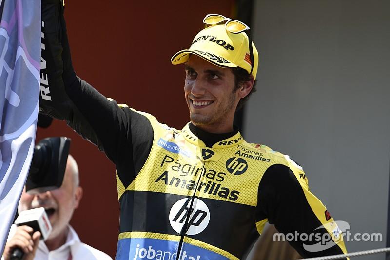 Рінс преходить в MotoGP в команду Suzuki