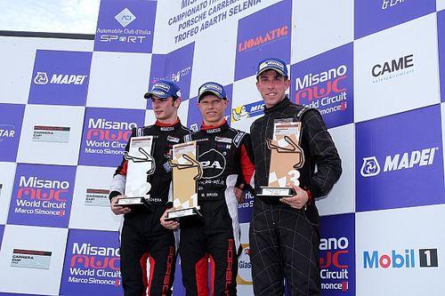 Le dichiarazioni dei protagonisti della prima gara di Misano della Carrera Cup Italia