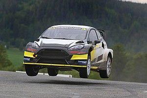 Norway WRX: Timerzyanov heads Bakkerud and Loeb in practice