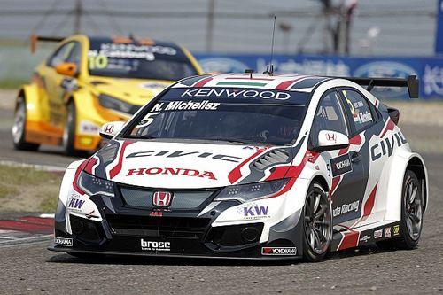 Shanghai WTCC: Honda wins MAC3 after Bennani's Citroen stalls