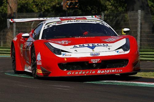 Super GT3 - GT3: pole per Venturi e Leo sul tracciato di Imola