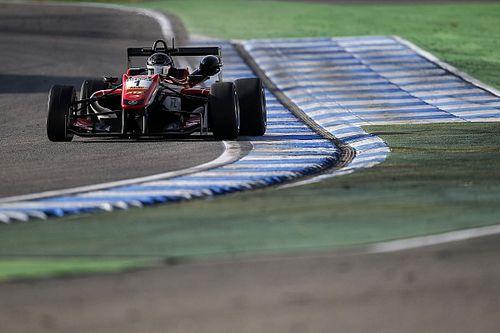 Hockenheim F3: Stroll passes Eriksson for season finale hat-trick