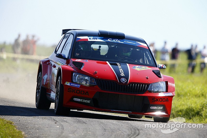 Czech ERC: Kopecky wins home rally, Kajetanowicz nears title