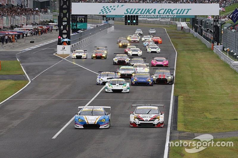 Super GT's Suzuka 1000km to make way for 10-hour GT3 race