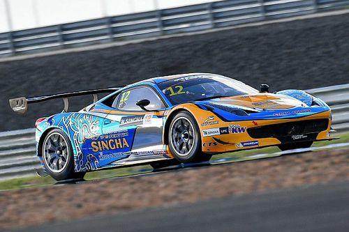 Repeat GT Asia Series victory for Singha Motorsport in Fuji