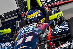 IndyCar Crónica de entrenamientos Bourdais lidera la primera práctica en Toronto
