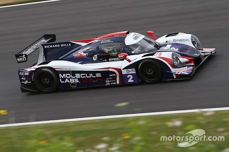 United Autosports aims to consolidate ELMS LMP3 championship advantage