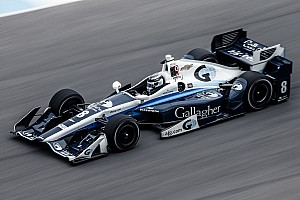 IndyCar Breaking news Rossi, Chilton in search of traction at Sonoma