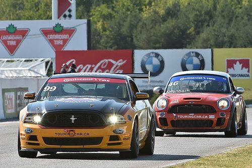 CTCC - Canadian Touring reveals new partnership with Pirelli