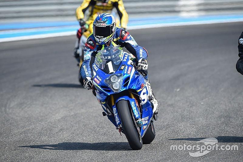 Anthony Delhalle, Champion du monde d'Endurance moto, est décédé