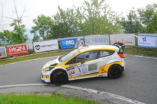 IRC Pirelli: Elwis Chentre campione con la vittoria al Valli Cuneesi